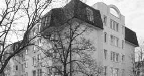 Bytový dům Praha 5